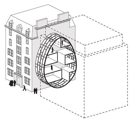 Between Buildings Micro-Housing 02