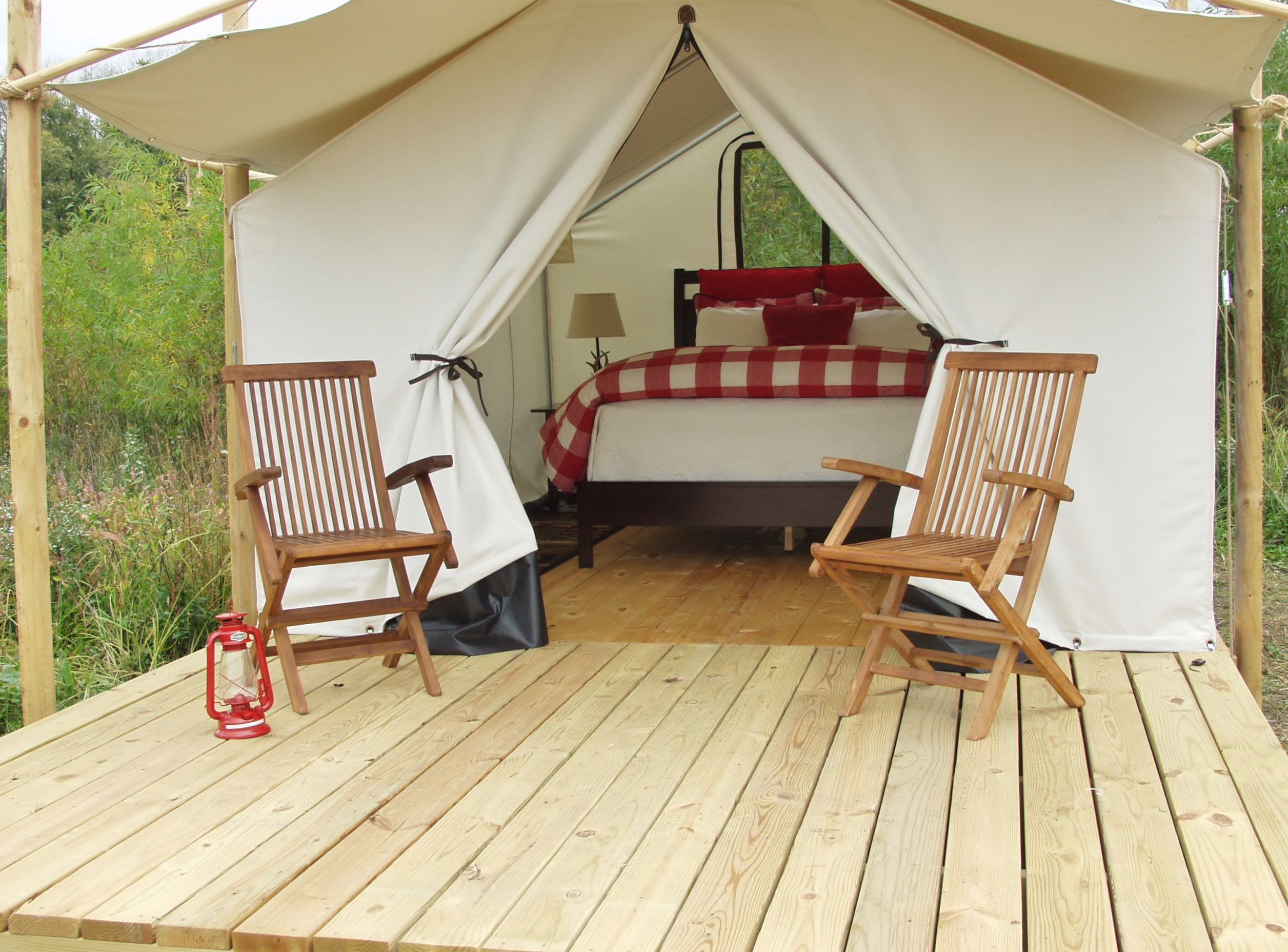 Luxury Camping Tents In St  Louis