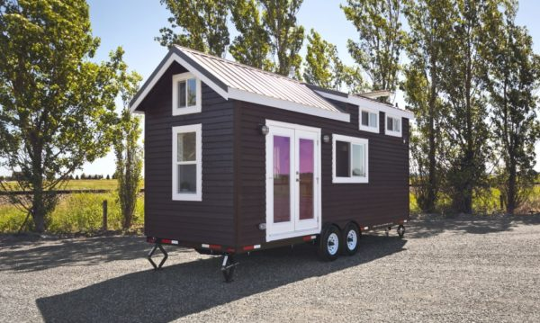 Luxury Mint Tiny Home 001