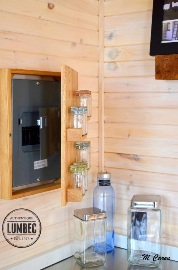 Micro Lumbec Tiny House on Wheels 007