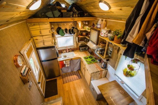 MitchCraft Tiny Homes 18 THOW 0027