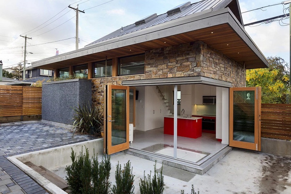 Tiny Home Designs: Modern 800 Sq. Ft. Laneway Home In Vancouver