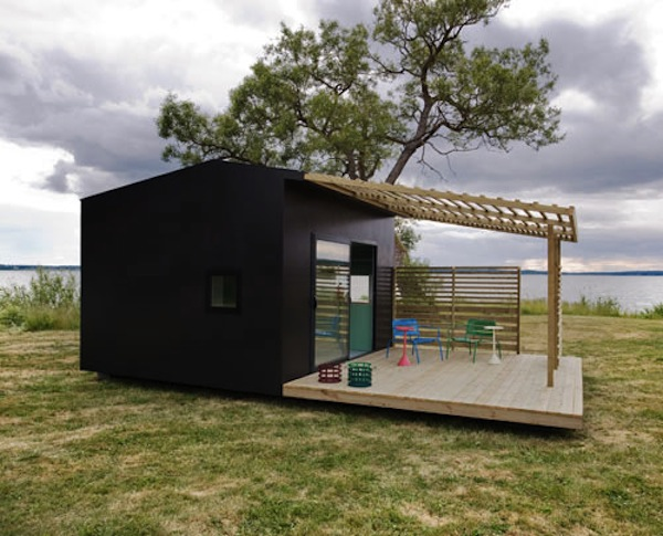 Tiny House Talk Modern Prefab Micro Housing Concept