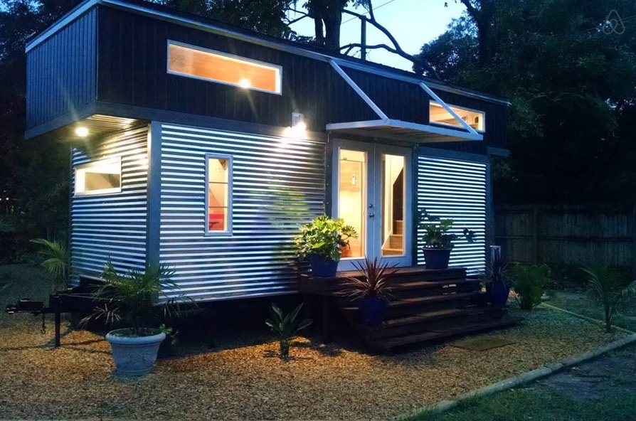 modern tiny house on wheels in orlando fl - Tiny House Modern 2