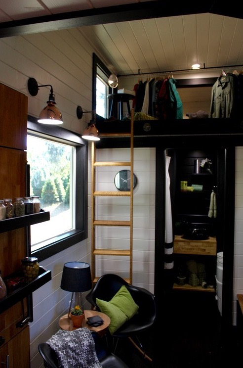 Modern Tiny House On Wheels By Tiny Heirloom 003