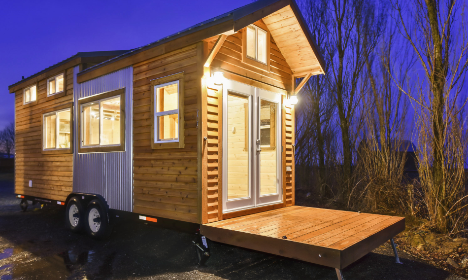 Napa Edition 3 By Mint Tiny House Company