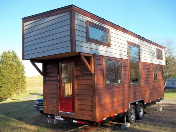 Nomad Tiny Homes Shell For Sale