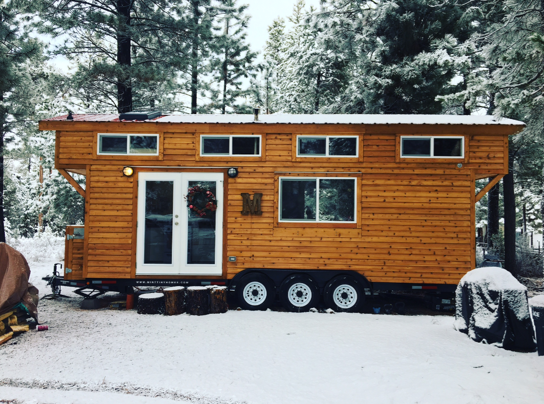 Oregon Tiny House On One Acre Of Land Sold