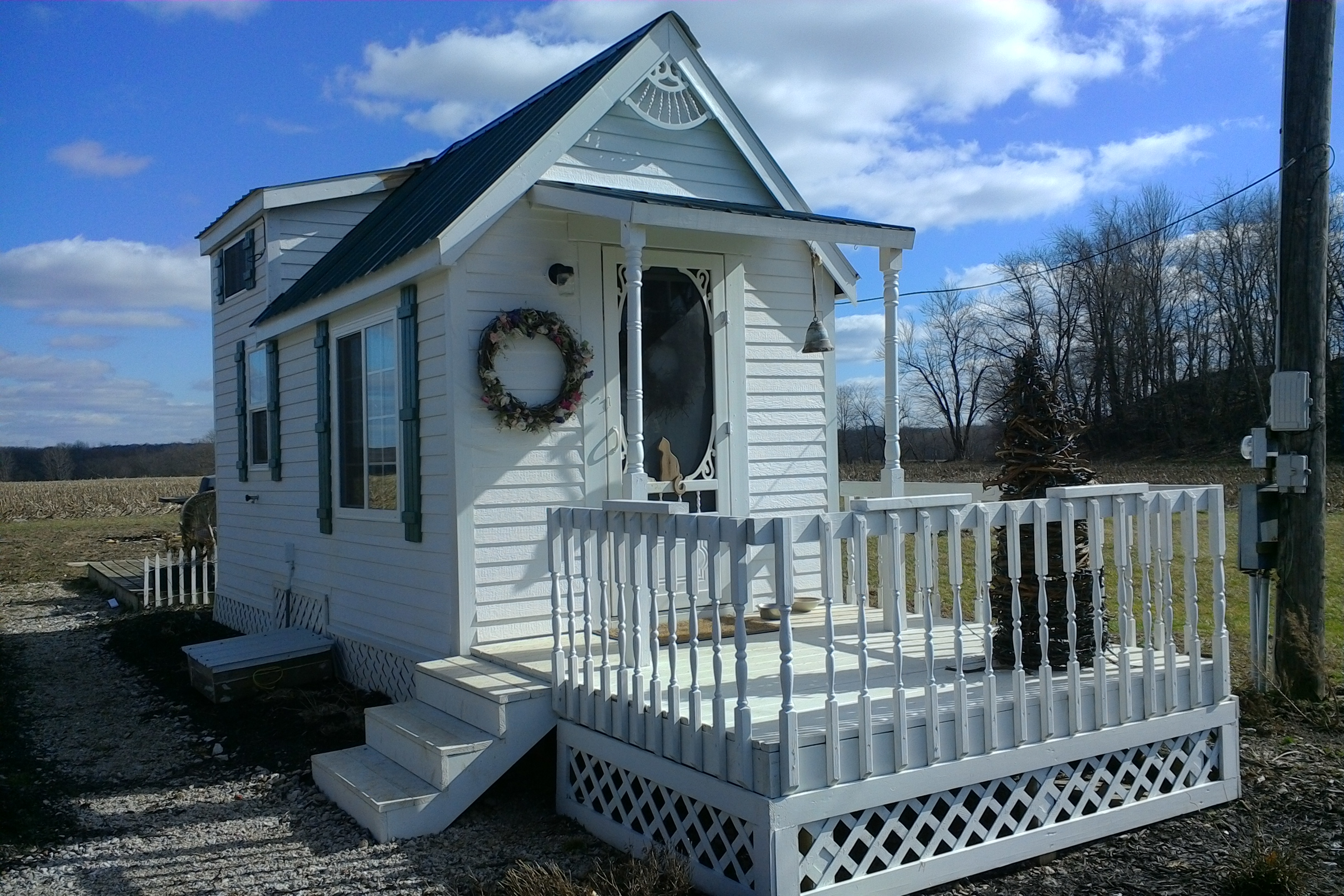 Michelle's Pawsitively Tiny House: More Pictures