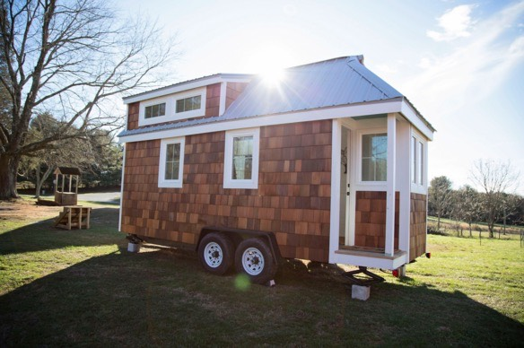The pecan tiny house on wheels for sale for The pecan house