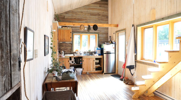 Pierre Tiny House 2 - Exploring Alternatives