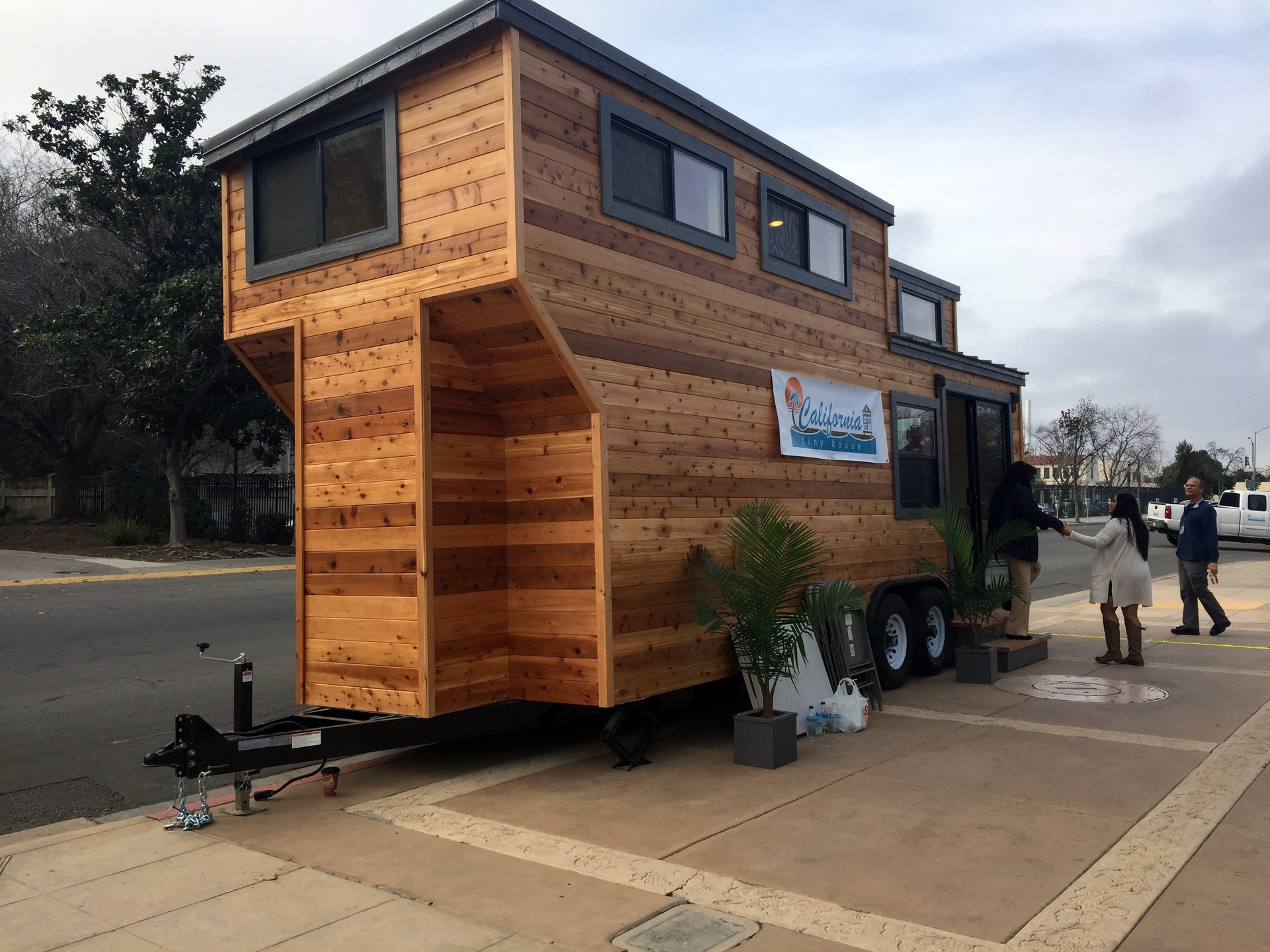 fresno legalizes tiny houses with new zoning change - Tiny Houses California