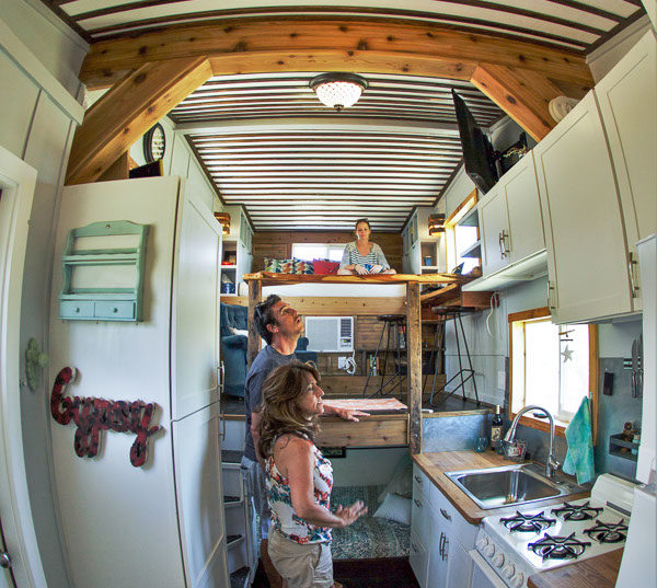 Raw Design Creative Tiny House 005
