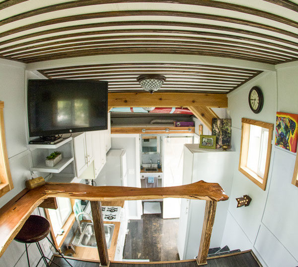 Raw Design Creative Tiny House 010