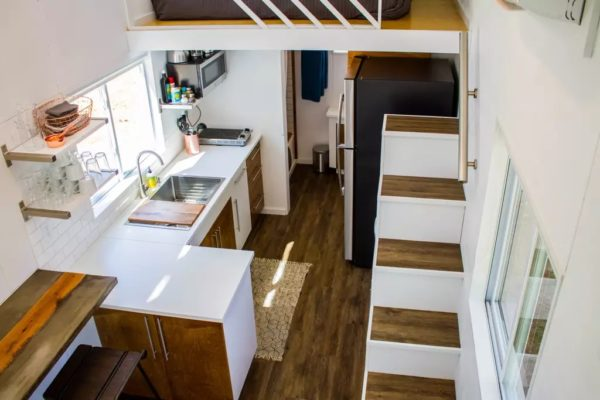 River Resort Tiny Home Vacation Rental in NJ