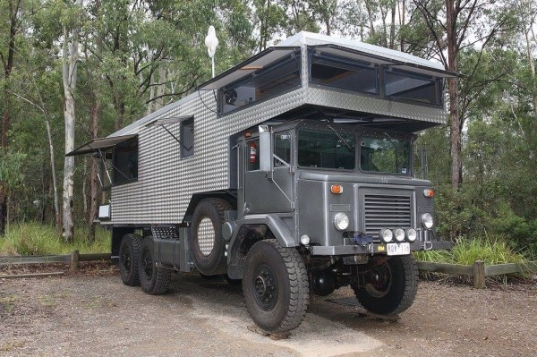 Wothahellizat Mk2 Diy Expedition Motorhome