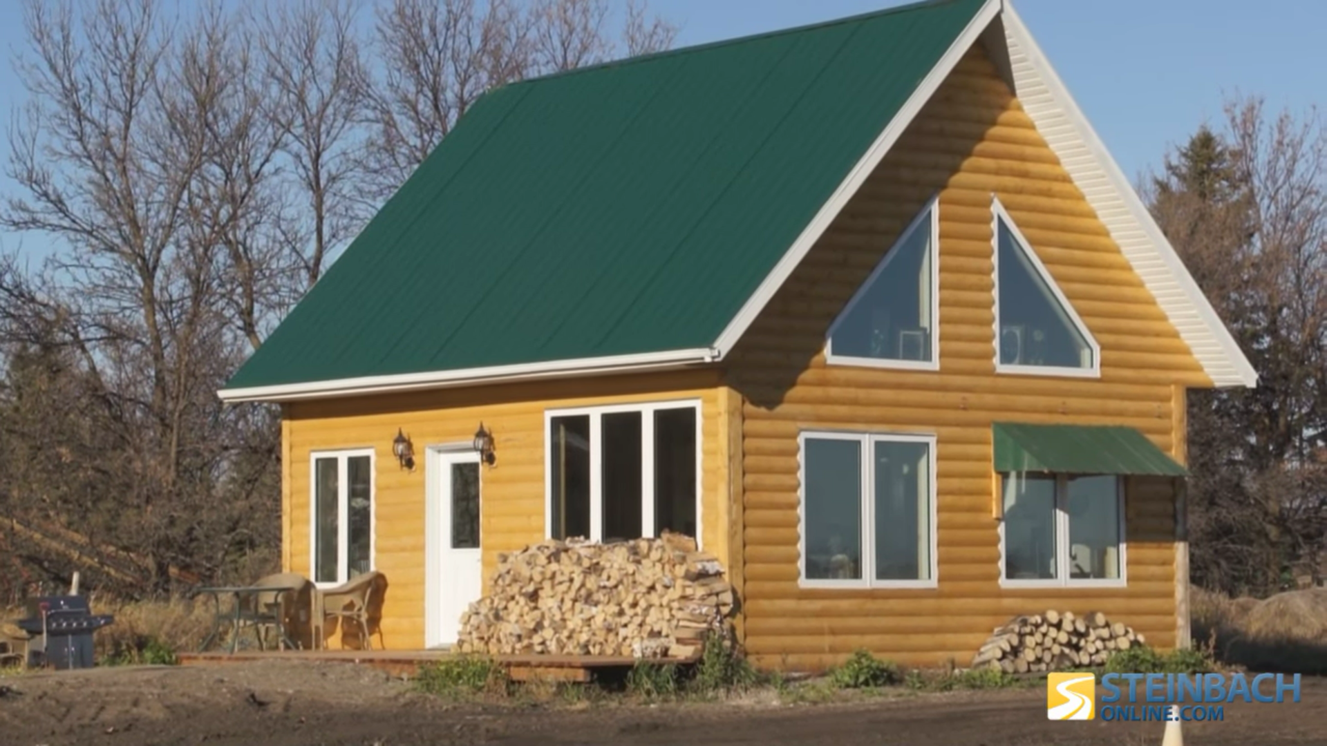 Tiny house on the prairie from 3 000 to 480 sq ft for 3000 square foot home