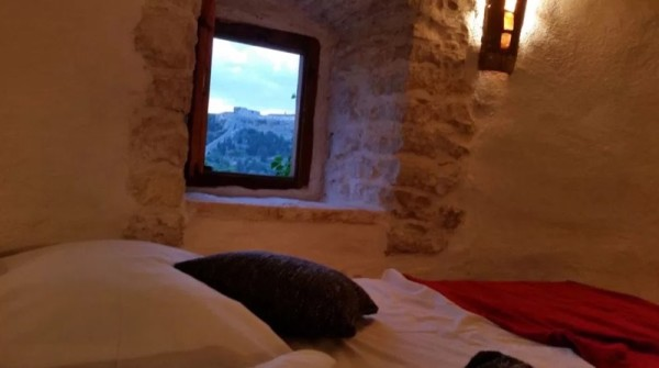 Stone Tower Cabin in Croatia 0025