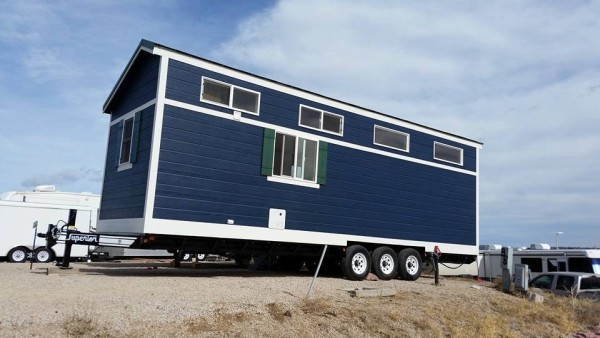 Studio Tiny House by Tiny Diamond Homes 009