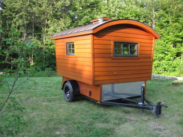 TW Tiny House Vardo Backyard Office For Sale 05