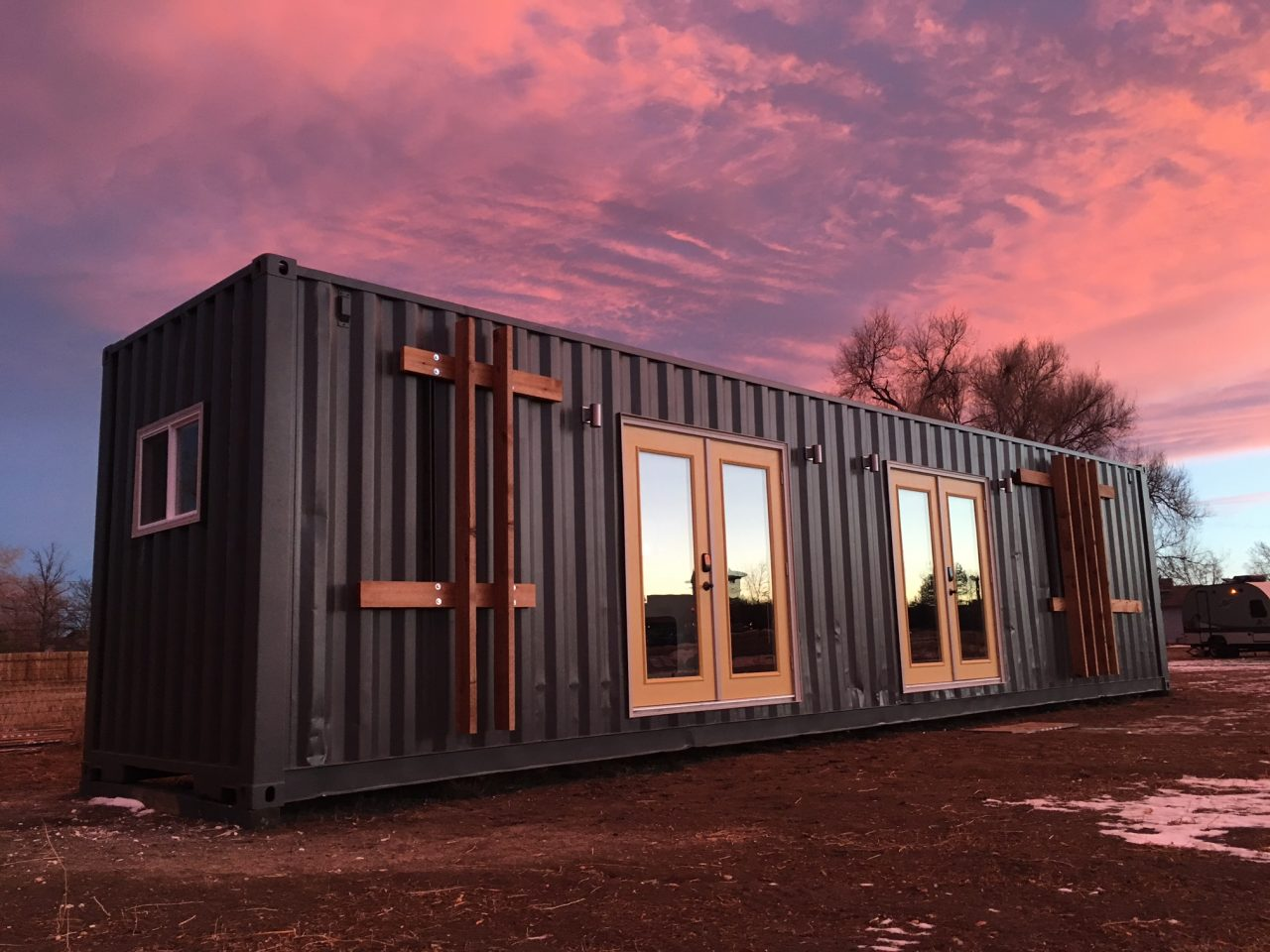 shipping containers - tiny house talk