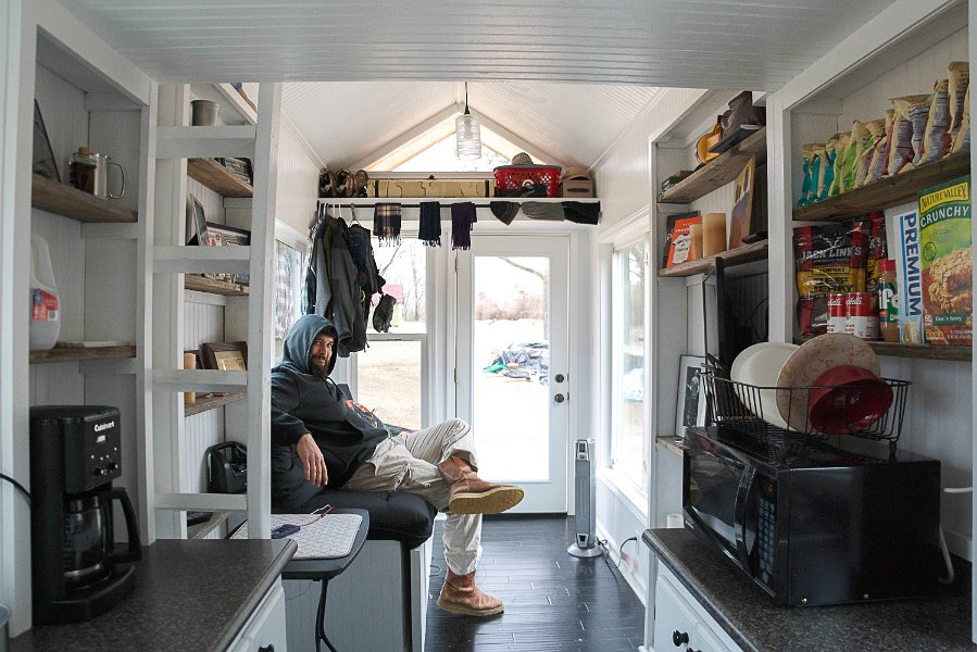 Open House Tour A Tiny House In Sedalia Colorado