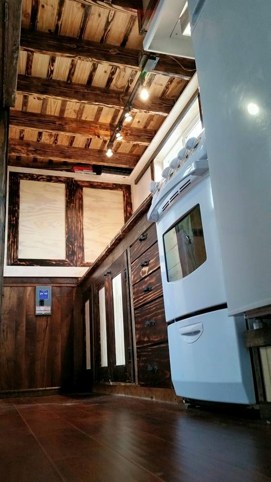 Tiny House on Wheels For Sale in Spring, TX 0014