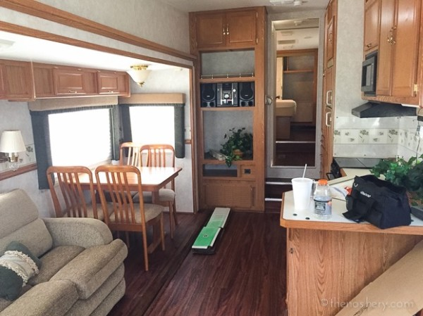 Trailer to Tiny Home Conversion 003