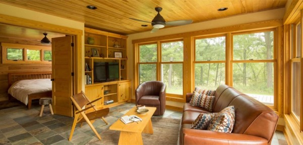 Trout Fishing Cabin by Dale Mulfinger of SALA Architects 007