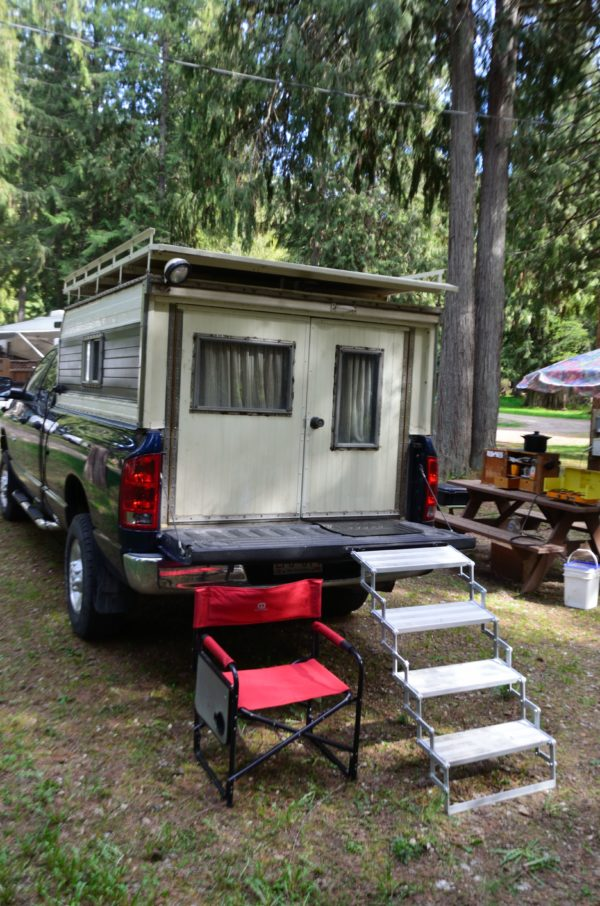 Diy Dodge Diesel Truck Camper One Man S Story