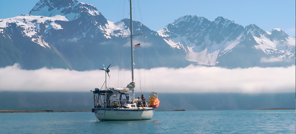 Adventurous Couple Living On A Sailboat Year Round In Alaska