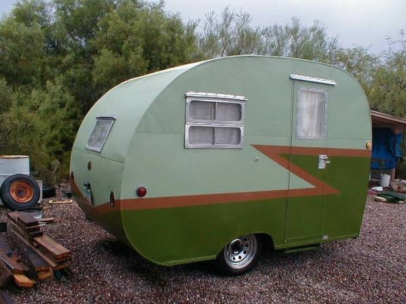 Vintage Trailer For Sale 008