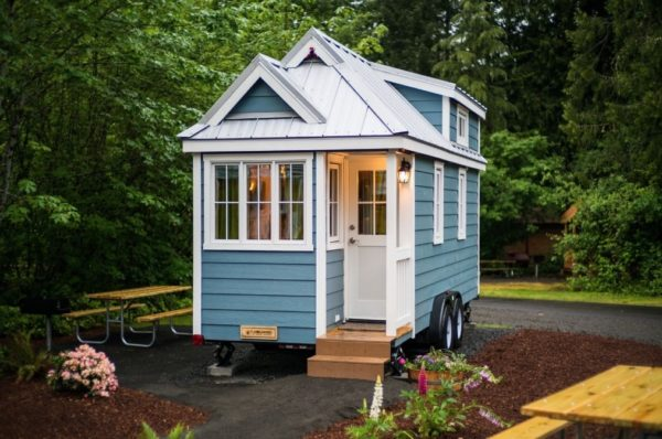 Zoe Cypress 20 Tiny House at Mt Hood Tiny House Village via TinyHouseTalk-com 001