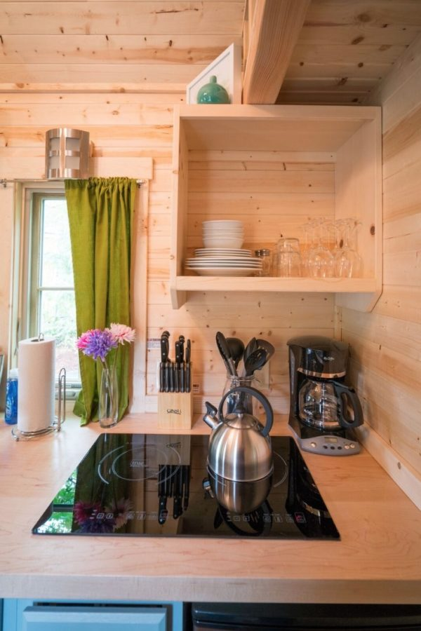 Zoe Cypress 20 Tiny House at Mt Hood Tiny House Village via TinyHouseTalk-com 0018