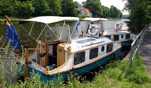 Pedaling Afloat with Phil Thiels Tiny Houseboats