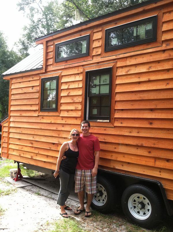 Tiny House Plans Tiny Living With Dan Louche Of Tiny Home Builders