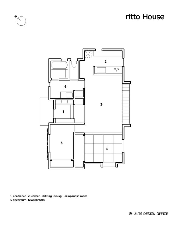 Good ... Amazing 800 Sq Ft Office Plan #6: Alts Design Office 768 ...