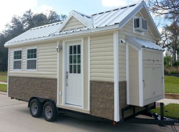 Americana Tiny House for Sale