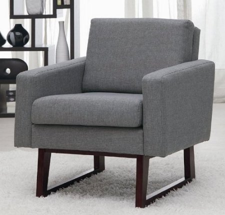 Coaster Linen Accent Chair for a Tiny House?
