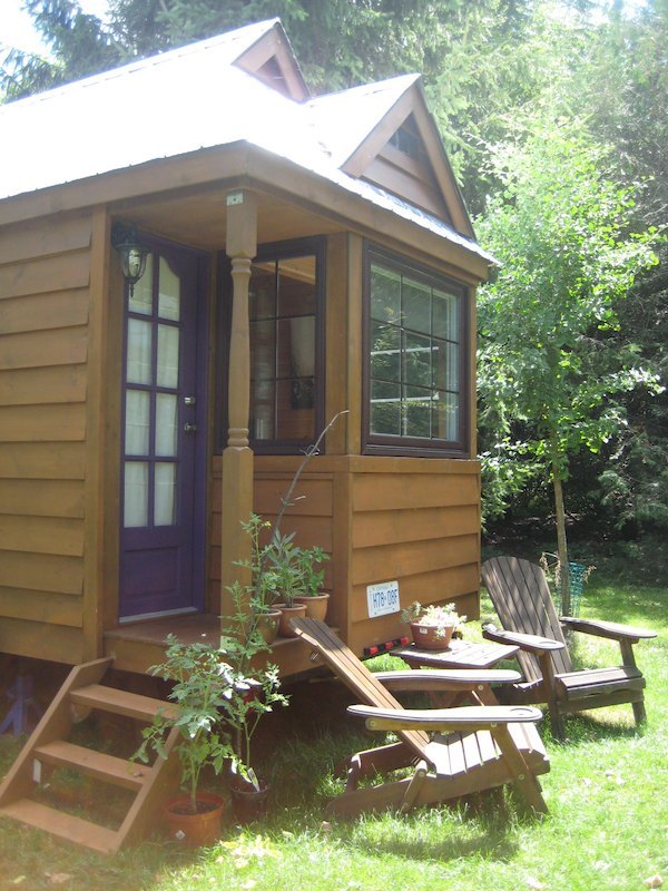 collin and joannas fencl tiny house   Beautiful Tumbleweed Fencl Tiny House For Sale