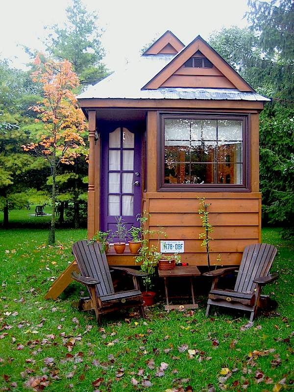 Tiny House Living Transitions Making the Decision to Leave the