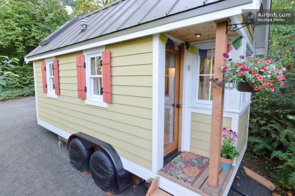 16 Tiny Houses Cabins and Cottages You Can Rent or Vacation In