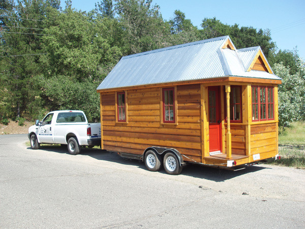 cypress 20 tiny house 03   Cypress 20 Tumbleweed Tiny House