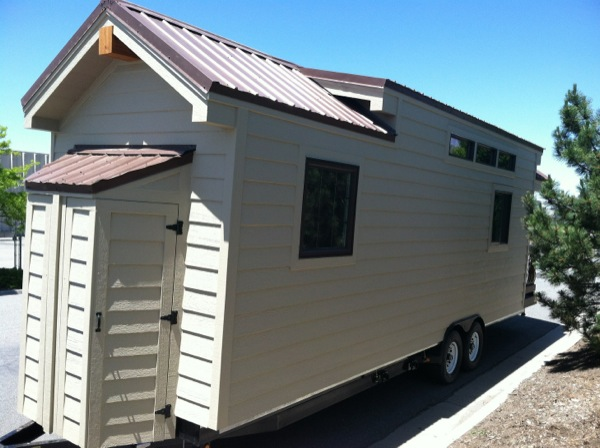 dakota tiny houses 0017   255 Sq. Ft. Dakota Tiny House: Built like a House, Works like an RV