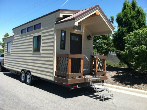 255 Sq Ft Dakota Tiny House Built Like A House Works