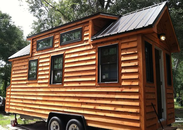 Dan Louches Tiny House