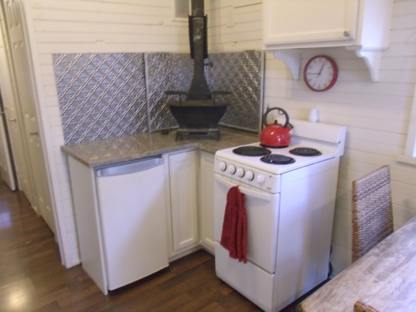 debras tiny house on wheels for sale 05   Debras Tiny House for Sale: 10x38 Cottage on Wheels