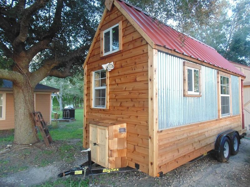 195 Sq Ft Tiny Home On Wheels For Sale: tiny houses on wheels for sale
