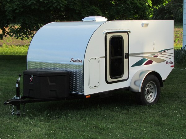 Tiny Camping Trailers architecture Diy Tiny Camping Trailer I Built
