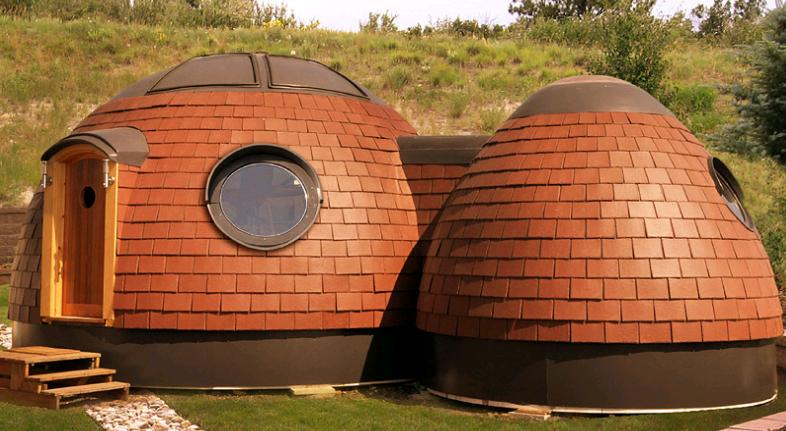 Eco Pod 6m Plus 4m Tiny House